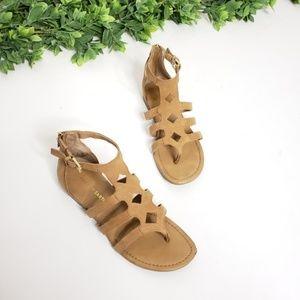 FRANCO SARTO Groovy Leather Sandal